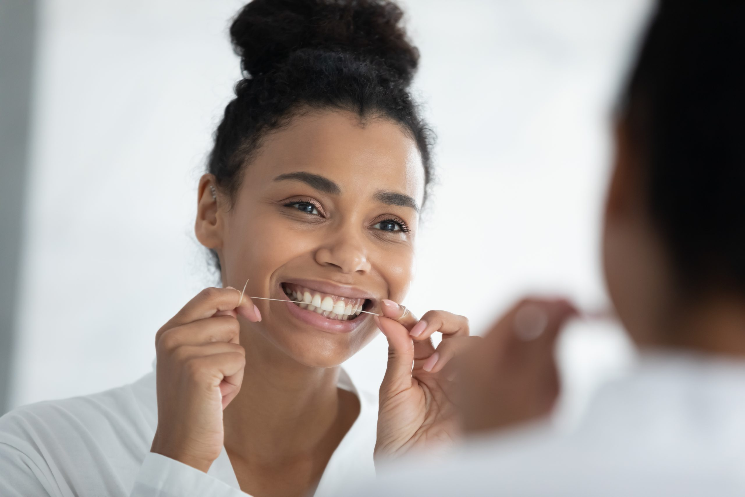 The Importance Of Flossing On A Nightly Basis